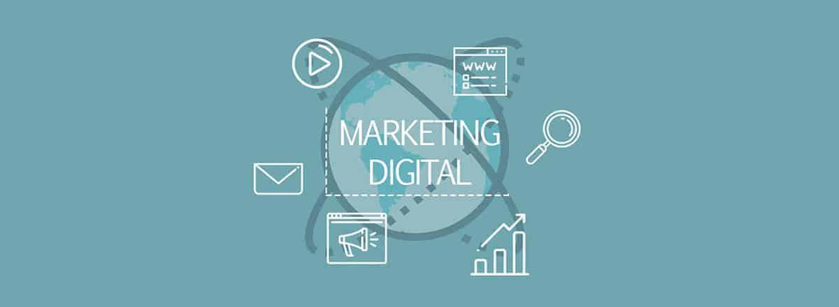 Importância do Marketing Digital e porque ter um Site é a parte mais importante.