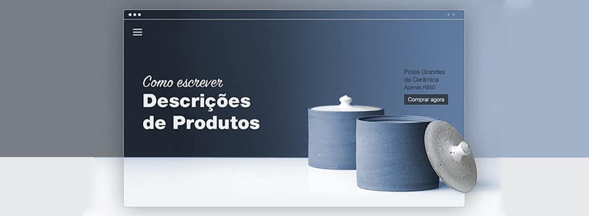 Descrições de Produtos