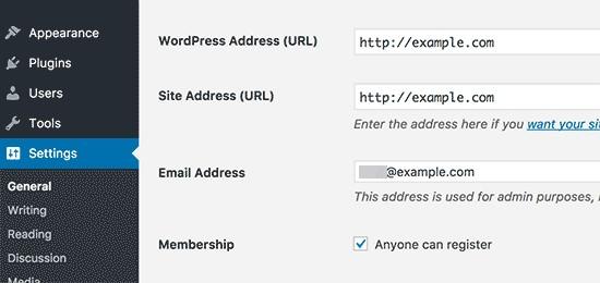Como atualizar URLs ao mover seu site WordPress 1
