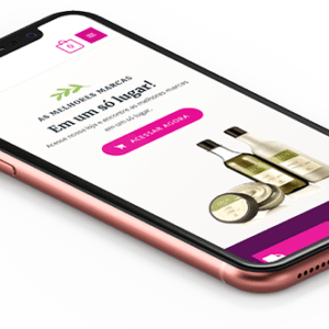 loja virtual mobile