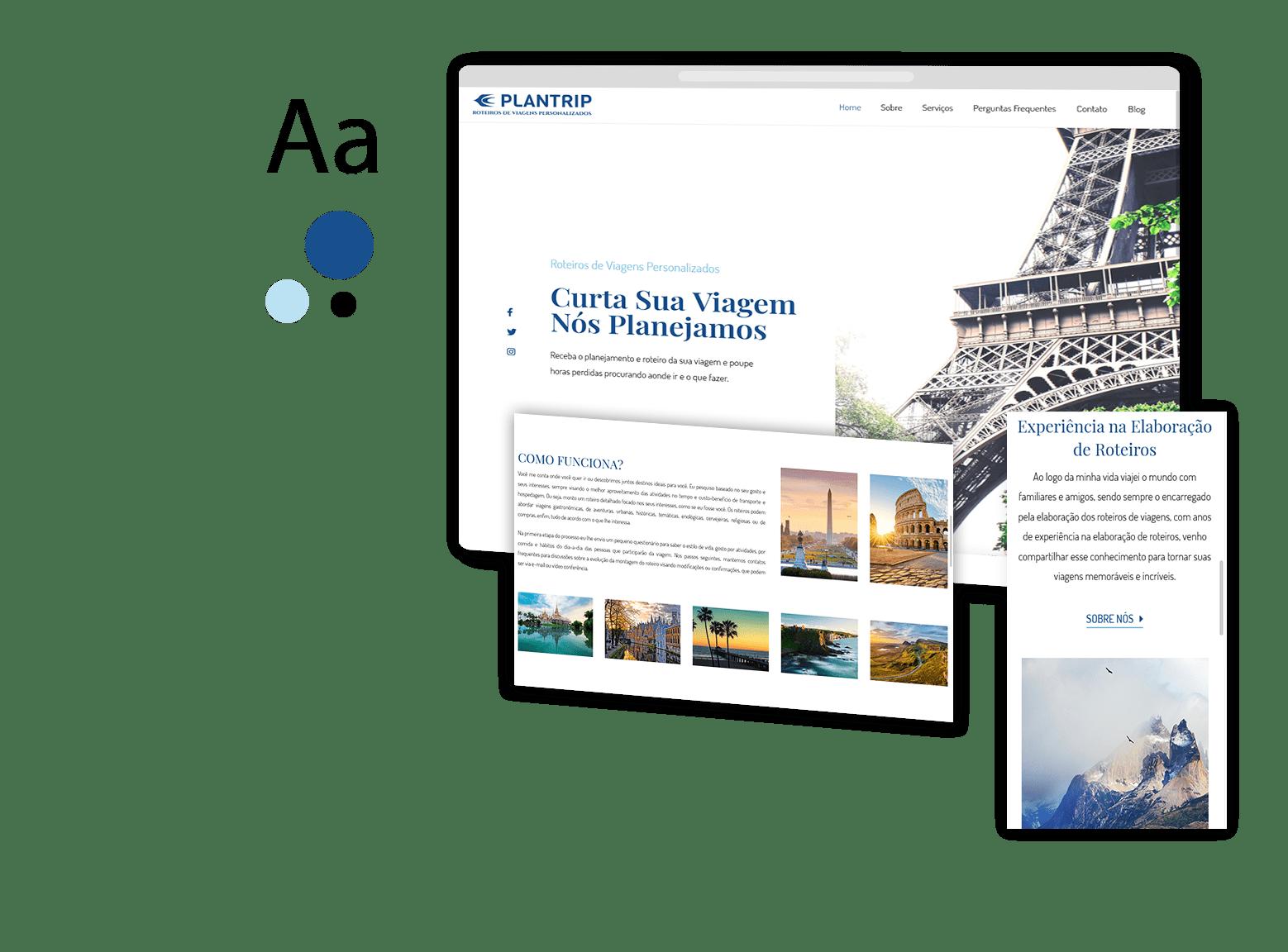 Criação de Sites Institucionais | GSP Sites 2